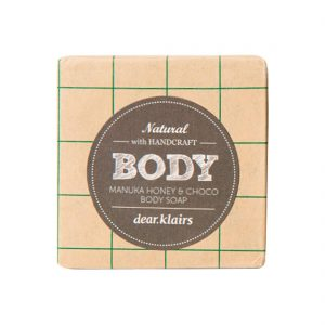 Klairs Manuka Honey Choco Body Soap - Kokoskin.fi