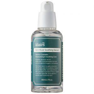 Klairs Rich Moist Soothing Serum - seerumi