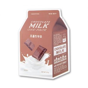 A'pieu Chocolate Milk One Pack -kangasnaamio