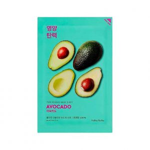 Holika Holika Pure Essence Mask Sheet Avocado -kangasnaamio