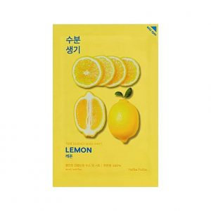 Holika Holika Pure Essence Mask Sheet Lemon -kangasnaamio