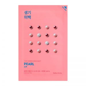 Holika Holika Pure Essence Mask Sheet Pearl -kangasnaamio