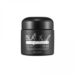 Mizon Black Snail All in One Cream – kasvovoide
