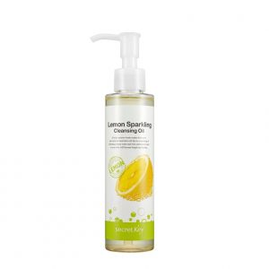 Secret Key Lemon Sparkling Cleansing Oil -puhdistusaine