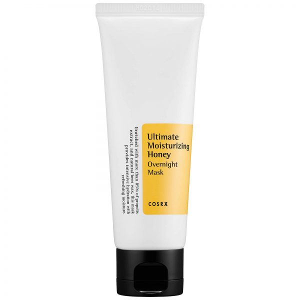 Cosrx Ultimate Moisturizing Honey Overnight Mask - Kokoskin.fi