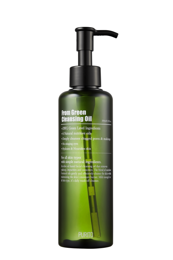 Purito From Green Cleansing Oil - puhdistusvaahto