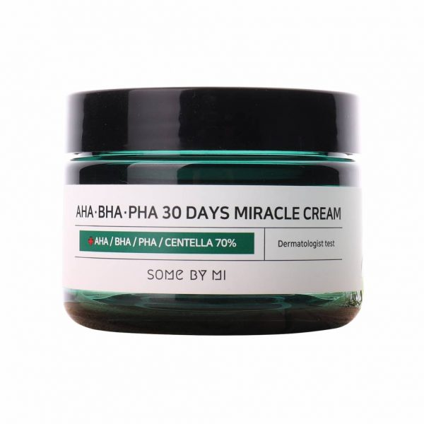 Some By Mi AHA BHA PHA 30 Days Miracle Cream - Kokoskin.fi