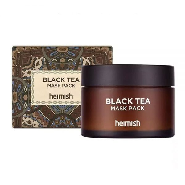 Heimish Black Tea Mask Pack - Kokoskin.fi