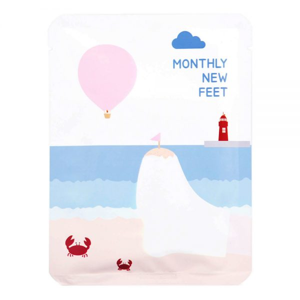 PACKage Monthly New Feet Foot Pack - Kokoskin.fi