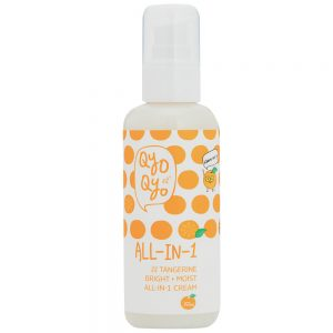 Qyo Qyo Tangerine Bright + Moist All-in-1 Cream - Kokoskin.fi
