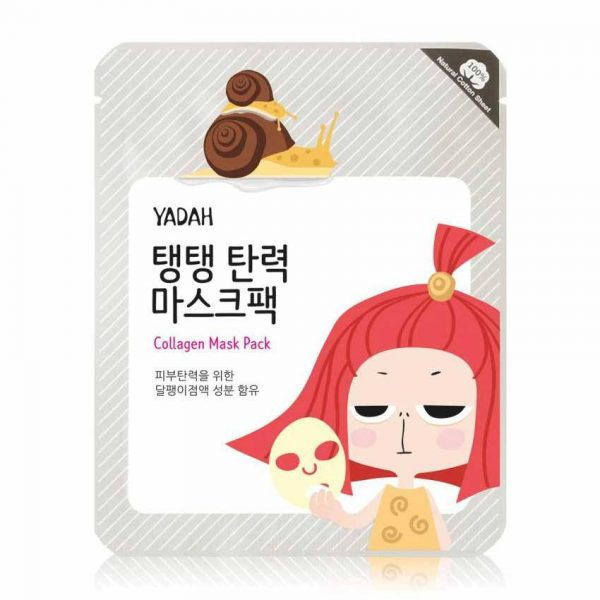 Yadah Collagen Mask Pack - Kokoskin.fi
