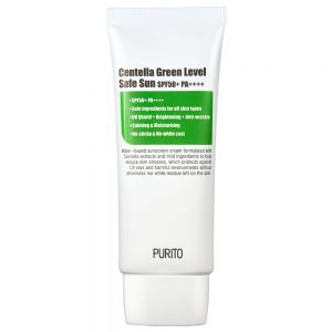 PURITO Centella Green Level Safe Sun -Kokoskin.fi