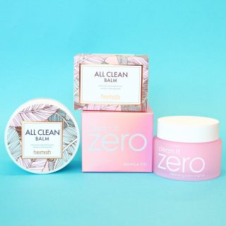 Why to love cleansing balms? 💖  Cleansing balms are gentle to the skin (a good choice for sensitive skin too) yet they still efficiently remove all make up, even water proof 💦  Cleansing balm is perfect for the first step of double cleansing! Here's two great alternatives:  💖 Our bestseller - Clean It Zero Cleansing Balm Original from Banila Co is like sorbet in a cute pink package.  💖 All Clean Balm from Heimish nourishes the skin with shea butter and coconut extract.  Which one would you choose? 😍  #kokoskinfi #cleansingbalm #banilaco #heimish #kbeauty #koreancosmetics #koreanskincare #korealainenkosmetiikka #korealainenihonhoito #koreanskhudvård